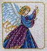 Petite Christmas Angels by Joan Elliott