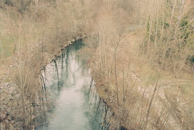 Des de el puente de Sant Joan de les Abadesses