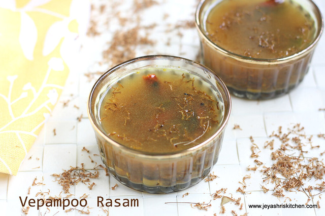 Vepampoo Rasam 2