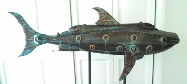 5 wits 20 000 leagues attraction nautilus submarine for Nautilus garden designs