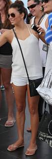 Eva Longoria Camisole Vest Celebrity Style Women's Fashion