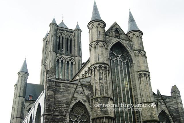 Sint-Niklaaskerk, Gent