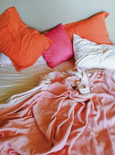 Pretty In Pink Bedrooms