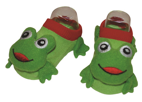 Infant Froggy Socks