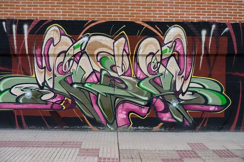Color Letters - VIII