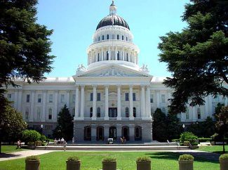 Photo: California State Capitol