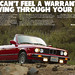 A New BMW E30 Advertisement by mojocoggo