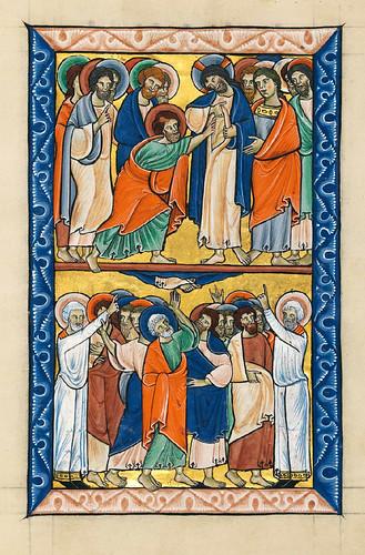 008-Salterio dorado de Múnich-1200-1225 d.C- Biblioteca Estatal de Baviera (BSB)