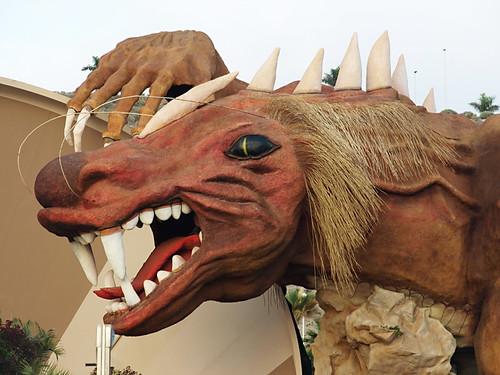 Dragon at Siam Park