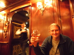 Drinking Armenian Cognac