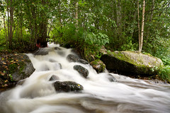 Huopanankoski Side Creek