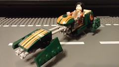Ezra's Custom 614-AvA Speeder Bike