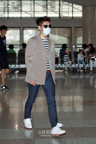 BIGBANG Gimpo to Jeju 2015-05-19 2015-05-19 05