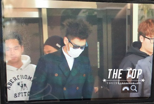 Big Bang - KBS Music Bank - 15may2015 - TOP - The TOP - 05