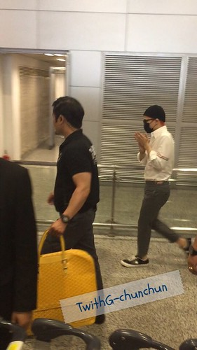 Big Bang - Shanghai Airport - 19jun2015 - TwithG-權蠢蠢 - 04