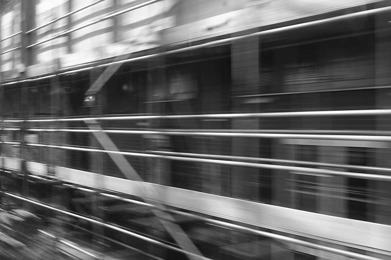 Commute. Leica test shot #dlux5 #leica #nofilter