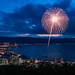 Lake Suwa Fireworks by shinichiro*