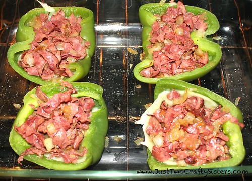 Philly Bell Pepper Recipe