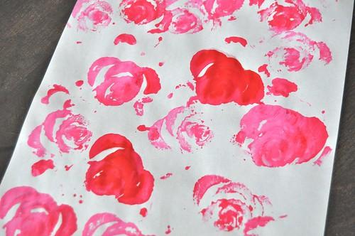 celery prints roses valentine's day
