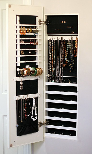 The Family Jewels Building A Concealed Jewelry Cabinet