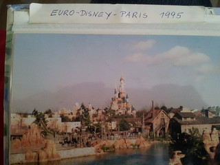 Disneyland Paris 1995