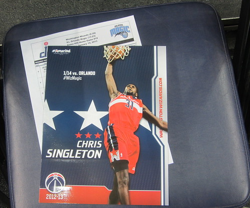 chris singleton, washington wizards, truth about it, adam mcginnis