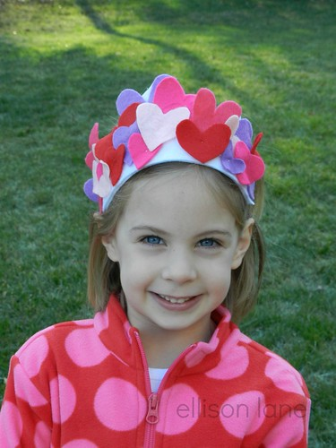 Queen of Hearts Crown Tutorial!
