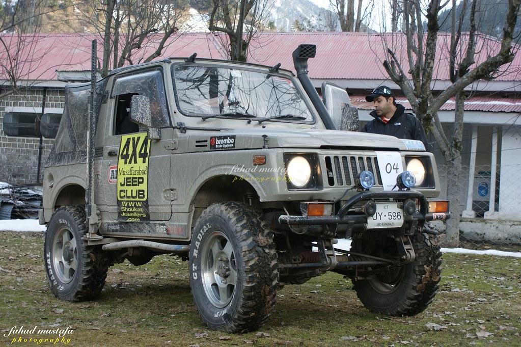 Muzaffarabad Jeep Club Neelum Snow Cross - 8469282940 0766e8d252 b