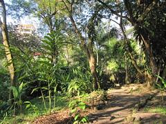 Hotel Parador nature trail