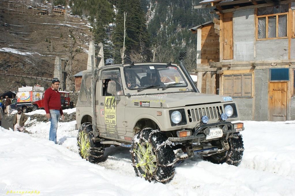 Muzaffarabad Jeep Club Neelum Snow Cross - 8471817904 4f40b4b3a5 b