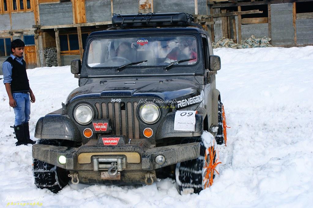 Muzaffarabad Jeep Club Neelum Snow Cross - 8472004034 f805cfa70d b