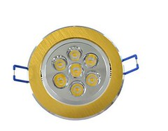 LED Ceiling Light-WS-CL7x1W01