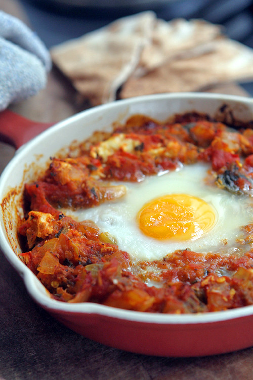 Shakshuka - David Lebovitz