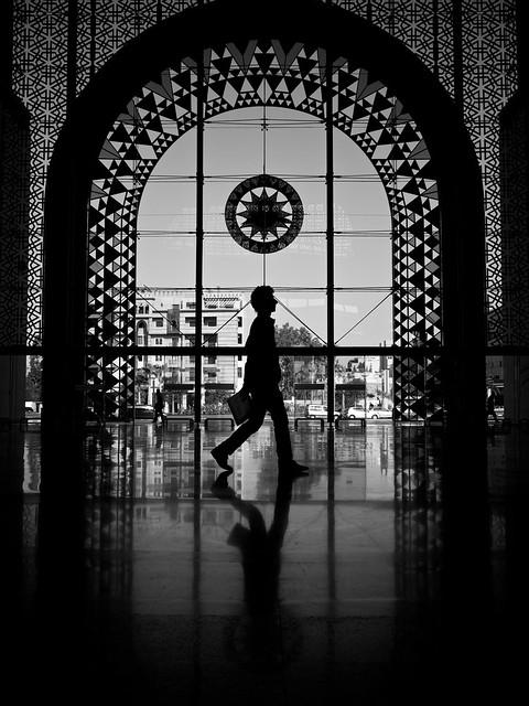 Marrakech Railway Station