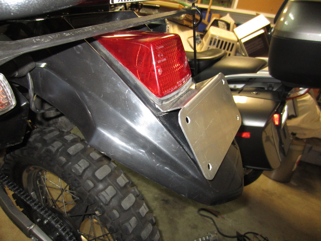 Adding a Fuse Box Page 3 Kawasaki KLR 650 Forum – Klr 650 Fuse Box Location