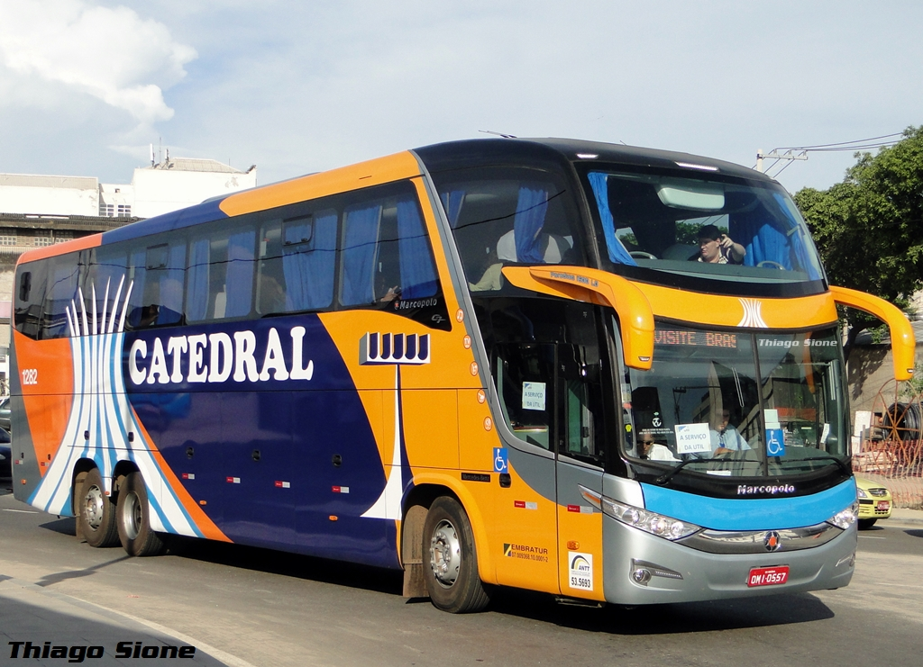 Aparador Vintage Maison Du Monde ~ Fortalbus com O dia a dia do nosso transporte Catedral Turismo investe em novos u00f4nibus
