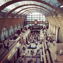 The incomparable Orsay.
