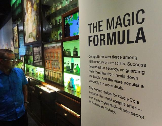 coke-magic-formula