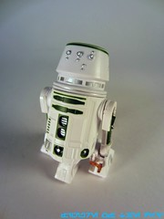 Green R5-Series Astromech Droid