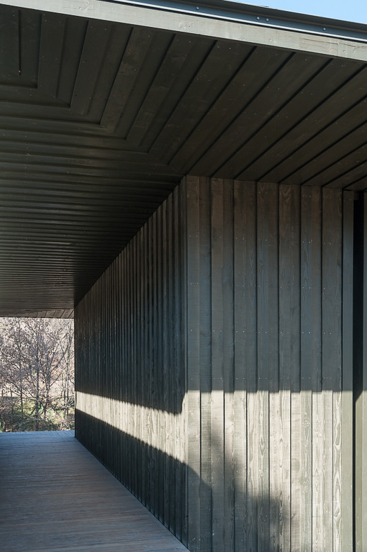 """Four cubes to contemplate our environment""  (Tadao Ando), château La Coste, Le Puy-Sainte-Réparade"