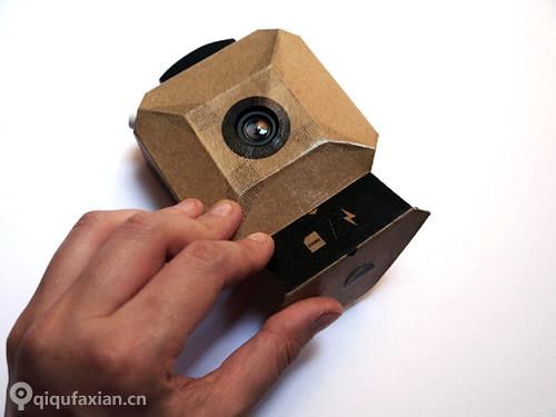 就要简单 就要折腾 Craft Camera开源数码相机-玩意儿