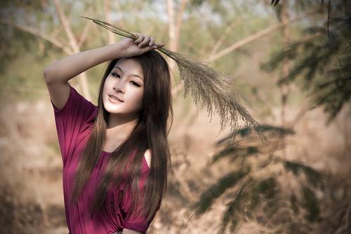[フリー画像素材] 人物, 女性 - アジア ID:201302270200