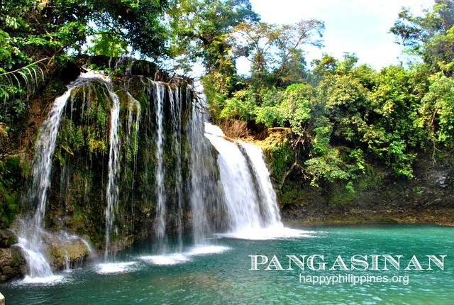 Bolinao Waterfalls