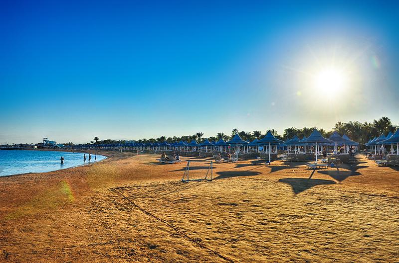 Plaža Grand Hotela - Hurgada