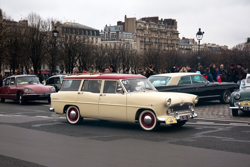 1956–58 Simca Vedette Marly