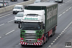 Scania R440 6x2 Tractor - PE12 LKD - Phyllis Joanne - Eddie Stobart - M1 J10 Luton - Steven Gray - IMG_2513