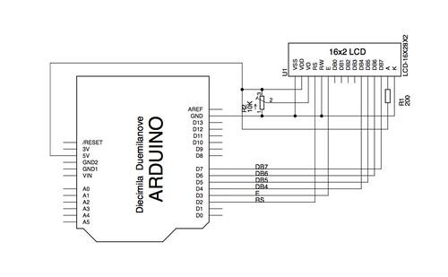 Arduino-LCD