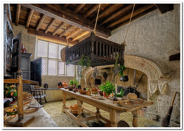 kitchens - tudor rustic medieval etc - a gallery on Flickr