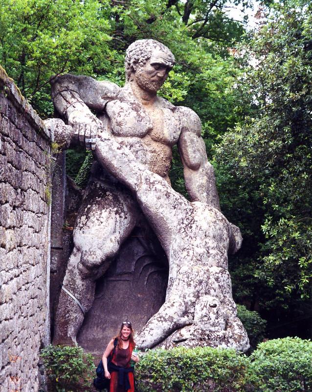 Jardín Monstruos