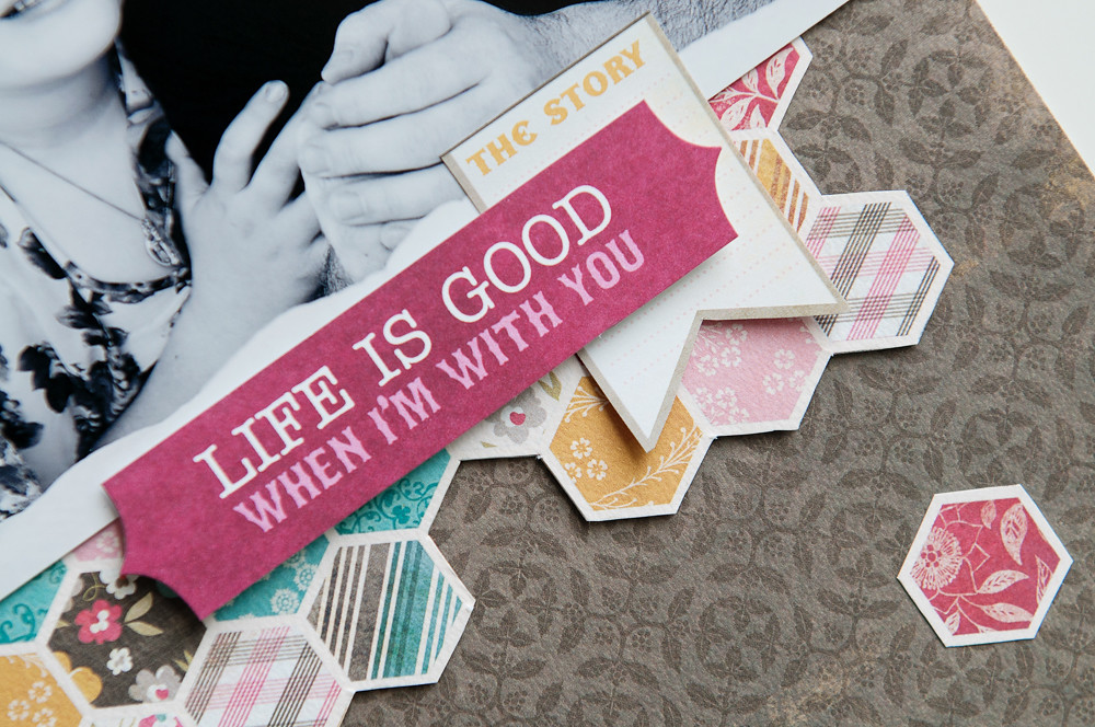 life is good {detail}
